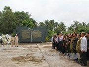 War martyrs commemorated abroad