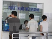 Hanoi struggles to attract new methadone treatment patients
