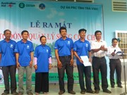 Tra Vinh: Oxfam project brings improved livelihoods to local people
