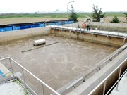 Mekong Delta's largest wastewater treatment plant operational