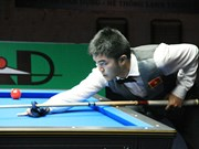 World Billiards championship opens in HCM City