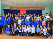 Da Nang, Salavan youth strengthen cooperation