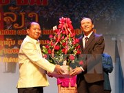 Vietnam People's Public Security anniversary marked in Laos