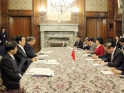 Vietnam wishes to bolster legislative ties with Japan
