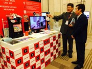 Sharp rolls out latest technology and products