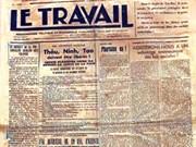 Revolutionary press on display in Hanoi