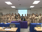 Vietnamese language course held for PRD officials