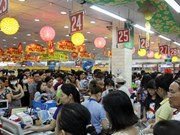 Supermarkets offer promotions to increase footfall