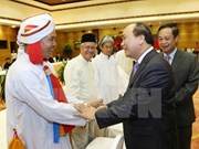 Deputy PM meets religious clergies on National Day occasion