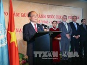 Vietnam holds National Day banquet at UN headquarters