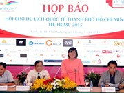 International travel expo 2015 to open in HCM City