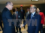 Vietnam to promote ties with Sweden, the UN