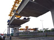 HCM City metro on schedule
