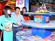 Book on 70-year-old Vietnam News Agency debuts