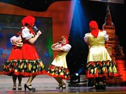 Russian cultural festival in Vietnam to be launched