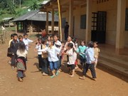 Ha Giang: new school for ethnic students opens
