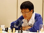 Chess player Liem remains 49th in game's world rankings
