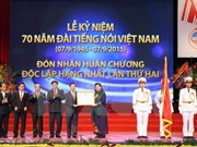 Radio The Voice of Vietnam marks 70th establishment anniversary