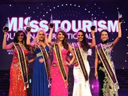 Vietnam to host Miss Tourism International