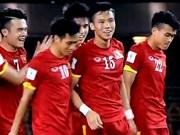 Vietnam win first match at World Cup qualifier