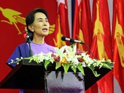 Myanmar parties begin election campaigning