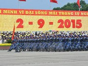 More greetings from abroad on Vietnam's National Day