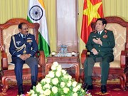 India Air Force Chief visits Vietnam to boost ties
