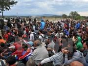 Vietnam calls for humanitarian solutions to European migrant crisis