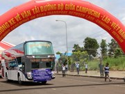 Vietnam, Laos, Cambodia facilitate cross-border road transport
