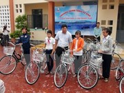 World Vision donates 14 million USD to Quang Tri: