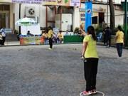 HCM City Open international pentaque tournament kicks off