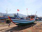 Central city debuts fishing logistics fleet