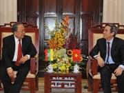 Vietnam, Myanmar central banks increase cooperation