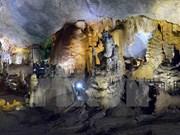Magnificent Phong Nha-Ke Bang Park shines light at cave festival