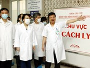 Vietnam sees strong progress in epidemic prevention, control