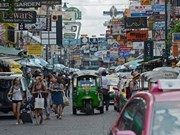 Thailand's GDP growth forecast down