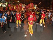 Mid-Autumn festival underway at Hanoi's Old Quarter