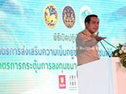 Thai PM: old charters can be used