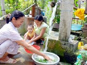 Dong Nai ensures clean water supply for rural residents