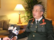 Vietnam, US hold fifth defence policy dialogue