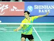 Minh wins Sydney International badminton title