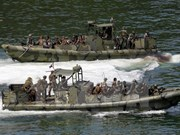 US escalates marine law enforcement aid to four Asian nations