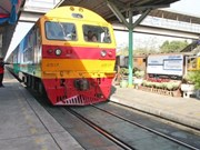 Thailand, China speed up delayed railway project