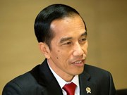 Poll: Support of Indonesian President drops
