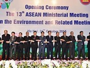 ASEAN ministers adopt statement on climate change