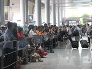 HCM City airport to improve service