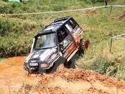International motorsport race begins in Binh Duong province