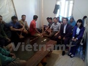 Vietnamese workers in Algeria to be brought back home