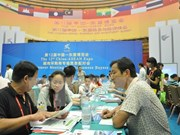 Vietnam-China trade fair opens in Ha Giang