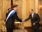 Panama fosters friendship with Vietnam